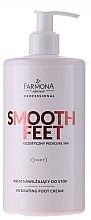 Parfumuri și produse cosmetice Cremă regenerantă pe bază de grapefruit pentru picioare - Farmona Exotic Pedicure SPA