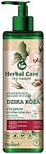 "Parfumuri și produse cosmetice Balsam regenerant pentru corp ""Trandafir sălbatic"" - Farmona Herbal Care My Nature Regenerating Body Balm Wild Rose"