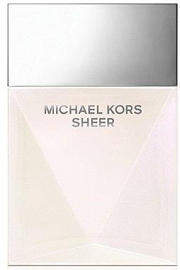 Michael Kors Sheer 2017 - Apă de parfum — Imagine N3