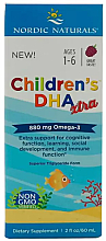 "Parfumuri și produse cosmetice Supliment alimentar pentru copii, struguri 880 mg ""Omega-3"" - Nordic Naturals Children's DHA Xtra"