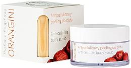 Parfumuri și produse cosmetice Scrub anticelulitic pentru corp - The Secret Soap Store Orangini Anti-cellulite Body Scrub