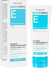 Parfumuri și produse cosmetice Crema speciala pentru fata si corp - Pharmaceris E Emotopic Special Cream