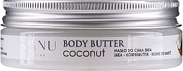 Parfumuri și produse cosmetice Masło do ciała Kokos - Kanu Nature Coconut Body Butter