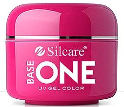 Parfumuri și produse cosmetice Gel pentru unghii - Silcare Base One Black Diamond