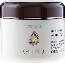 Parfumuri și produse cosmetice Mască de păr - Oriflame Eleo Hair Mask