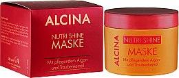 Parfumuri și produse cosmetice Mască nutritivă pentru păr - Alcina Nutri Shine Oil Mask