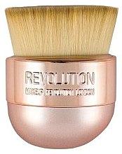 Parfumuri și produse cosmetice Pensulă machiaj - Makeup Revolution Oval Precision Kabuki Brush