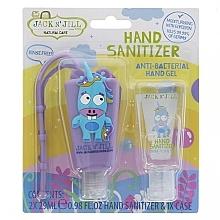 "Parfumuri și produse cosmetice Set-sanitizer ""Unicorn"" - Jack N' Jill Hand Sanitizer (Unicorn)"