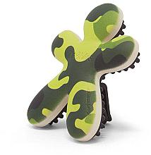 Parfumuri și produse cosmetice Aromatizator auto - Mr&Mrs Niki Pine & Eucalyptus Green Camouflage