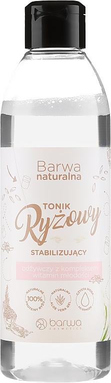 Tonic pentru față - Barwa Natural
