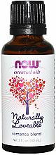 "Parfumuri și produse cosmetice Ulei esențial ""Amestec romantic"" - Now Foods Essential Oils Naturally Loveable Oil Blend"