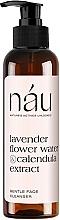 Parfumuri și produse cosmetice Нежное очищающее средство для лица - Nau Gentle Face Cleanser