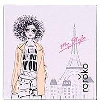 Parfumuri și produse cosmetice Fard de obraz - Roroko Lovely Blusher