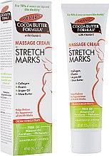 Parfumuri și produse cosmetice Cremă pentru corp împotriva vergeturilor - Palmer's Cocoa Butter Formula Massage Cream for Stretch Marks