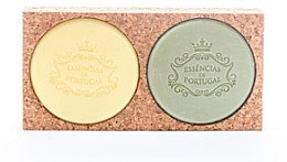 Parfumuri și produse cosmetice Set - Essencias de Portugal Senses Collection (soap/2x50g)