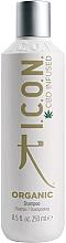 Parfumuri și produse cosmetice Șampon organic - I.C.O.N. Organic Shampoo