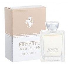 Parfumuri și produse cosmetice Ferrari Noble Fig - Apă de toaletă (mini)