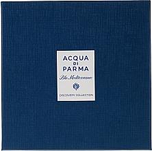 Parfumuri și produse cosmetice Acqua Di Parma Blu Mediterraneo - Set (edt/4x10ml)
