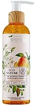 Parfumuri și produse cosmetice Gel de curățare pentru față - Bielenda Eco Nature Kakadu Plum, Jasmine and Mango