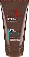 Parfumuri și produse cosmetice Cremă-gel cu protecție solară pentru corp - Piz Buin Hydro Infusion SPF 50