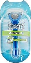 Parfumuri și produse cosmetice Aparat de ras - Wilkinson Sword Protector 3