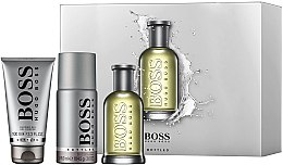 Parfumuri și produse cosmetice Hugo Boss Boss Bottled - Set (edt/100ml + sh/gel/100ml + deo/sp/150ml)