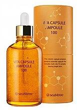 Parfumuri și produse cosmetice Ser multivitamin - Seantree Vita Capsule Ampoule 100