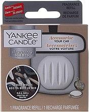 Parfumuri și produse cosmetice Aromatizator auto (rezervă) - Yankee Candle Charming Scents Seaside Woods