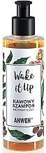 Parfumuri și produse cosmetice Șampon cu enzime, cu aromă de cafea - Anwen Wake It Up Shampoo