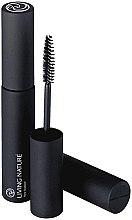 Parfumuri și produse cosmetice Rimel pentru gene - Living Nature Thickening Mascara (Jet Black)