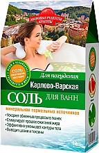 """Parfumuri și produse cosmetice Sare de slăbit """"Karlovo-Varskaya"""" - FitoKosmetik"""