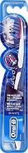 Parfumuri și produse cosmetice Periuță de dinți, violetă - Oral-B Proflex 3D White Luxe 38 Medium