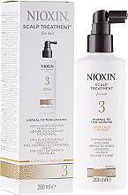 Parfumuri și produse cosmetice Masca hrănitoare pentru păr - Nioxin Thinning Hair System 3 Scalp Treatment