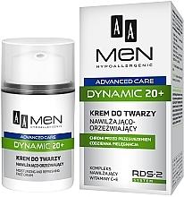 Parfumuri și produse cosmetice Cremă de față - AA Advanced Care Dynamic 20+