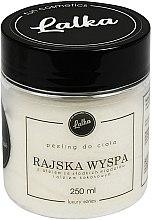 Parfumuri și produse cosmetice Scrub pentru corp - Lalka