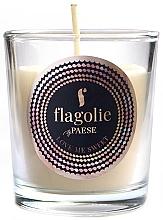 "Parfumuri și produse cosmetice Lumânare aromatică ""Love me sweetly"" - Flagolie Fragranced Candle Love Me Sweet"