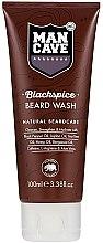 Духи, Парфюмерия, косметика Очищающее средство для бороды - Man Cave Blackspice Beard Wash