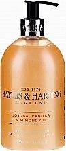 Parfumuri și produse cosmetice Săpun pentru mâini - Baylis & Harding Jojoba, Vanilla & Almond Oil Hand Wash