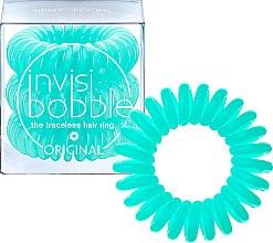 Parfumuri și produse cosmetice Elastic pentru păr, 3 buc. - Invisibobble Original Mint To Be