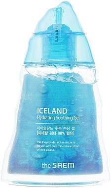 Gel pentru față - The Saem Iceland Hydrating Soothing Gel — Imagine N1
