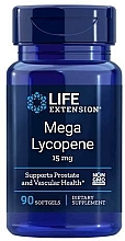 "Parfumuri și produse cosmetice Supliment alimentar ""Licopen"" - Life Extension Mega Lycopene"