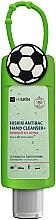 """Parfumuri și produse cosmetice Gel antibacterian de mâini """"Minge"""" pentru copii - HiSkin Antibac Hand Cleanser+"""
