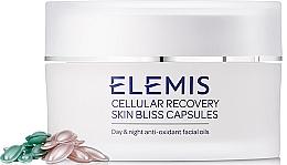 """Parfumuri și produse cosmetice Capsule faciale """"Recuperare celulară"""" - Elemis Cellular Recovery Skin Bliss Capsules"""