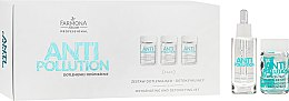 Parfumuri și produse cosmetice Set - Farmona Anti-Pollution Oxygenating and Detoxifying Set (activator/30ml + concentrate/10x3ml)