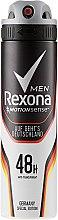 """Parfumuri și produse cosmetice Deodorant spray """"Germania"""" - Rexona Men Germany Deodorant Spray"""