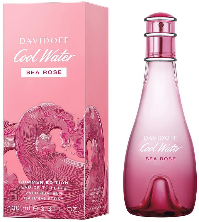 Davidoff Cool Water Woman Sea Rose Summer Edition - Apă de toaletă