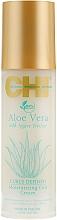 Parfumuri și produse cosmetice Cremă cu Aloe Vera pentru păr creț - CHI Aloe Vera Moisturizing Curl Cream