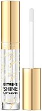 Духи, Парфюмерия, косметика Блеск для губ - Eveline Cosmetics Glow & Go Extreme Shine Lip Gloss