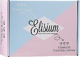 Parfumuri și produse cosmetice Set - Elisium Diamond Maxi (liquid/5*15ml + powder/3*23g)