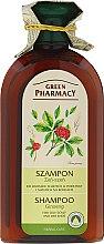 """Parfumuri și produse cosmetice Șampon """"Ginseng"""" - Green Pharmacy"""